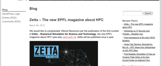 www.hpc-ch.org